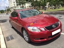 Bán xe cũ Lexus GS 300 đời 2005, màu đỏ, xe nhập