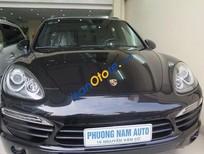Cần bán xe Porsche Cayenne S đời 2011, màu đen