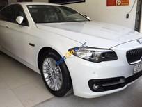 Bán xe cũ BMW 520i đời 2015, màu trắng, nhập khẩu chính hãng