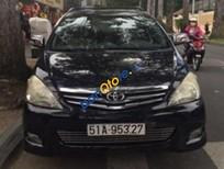 Bán xe cũ Toyota Innova V đời 2008, màu đen, giá chỉ 510 triệu