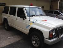 Cần bán xe Nissan Patrol 1993, màu trắng, nhập khẩu chính hãng, giá chỉ 130 triệu