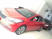 Cần bán gấp Kia K3 AT năm 2014, màu đỏ số tự động