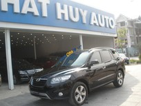 Cần bán xe Hyundai Santa Fe SLX sx 2011, màu đen, nhập khẩu
