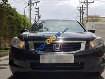 Bán xe Honda Accord đời 2008, màu đen