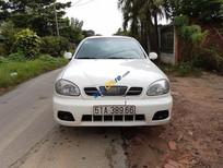 Bán xe Daewoo Lanos đời 2003, màu trắng, xe nhập