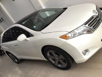 Toyota Venza 3.5 nhập khẩu màu trắng, SX 2009, đăng ký lần đầu 2011, bản full cao cấp nhất của dòng Venza