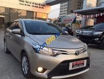 Cần bán xe cũ Toyota Vios 1.5 E đời 2014 số sàn