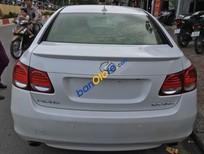 Cần bán lại xe Lexus GS 350 đời 2008 màu trắng, 1 tỷ 250 triệu