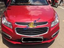 Bán ô tô Chevrolet Cruze LTZ đời 2015, màu đỏ chính chủ, giá tốt