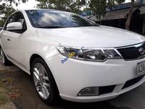 Cần bán xe cũ Kia Forte 1.6AT đời 2011, màu trắng như mới, 480tr