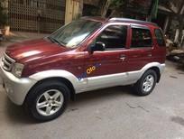 Cần bán lại xe Daihatsu Terios MT đời 2004 chính chủ