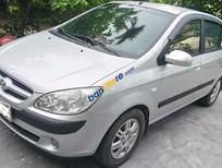 Bán Hyundai Click đời 2008, màu bạc số tự động