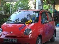Cần bán xe Daewoo Matiz MT đời 2004, màu đỏ, giá tốt