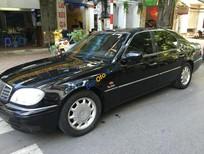 Cần bán gấp Daewoo Chairman đời 2000, màu đen, nhập khẩu