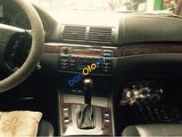 Cần bán BMW 318i đời 2005, màu đen, nhập khẩu chính hãng