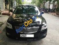 Bán Toyota Camry AT đời 2007, màu đen, nhập khẩu đã đi 65000 km, giá 666tr