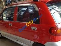 Bán ô tô Daewoo Matiz MT đời 2005, màu đỏ, giá chỉ 109 triệu