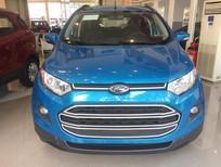 Bán Ford EcoSport MT đời 2016, màu xanh lam, xe nhập