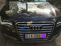 Cần bán Audi A8 Seda đời 2011, màu đen