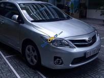 Bán Toyota Corolla altis 2.0 đời 2011, màu bạc