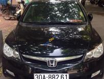 Xe Honda Civic 2.0 năm 2008, màu đen chính chủ, giá chỉ 515 triệu