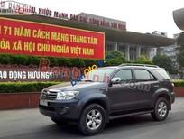 Cần bán xe Toyota Fortuner V đời 2011, màu xám chính chủ