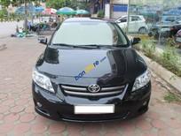 Bán xe Toyota Corolla altis 1.8 AT đời 2010, màu đen số tự động
