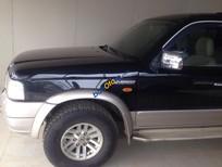 Cần bán xe Ford Everest đời 2007, màu đen, giá tốt