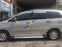 Cần bán xe Toyota Innova 2.0 G đời 2006, màu bạc chính chủ, giá 439tr