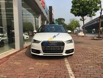 Audi A1 TFSI 4 cửa 2016, màu trắng, nhập khẩu