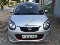 Cần bán Kia Morning sport đời 2011, màu bạc, nhập khẩu còn mới