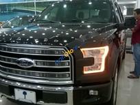 Cần bán xe Ford F 150 Supercrew Limited đời 2016, màu đen, xe nhập Mỹ