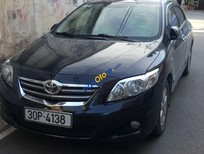 Bán Toyota Corolla Altis AT đời 2009, màu đen số tự động