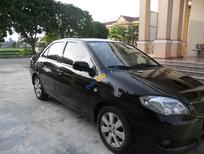 Cần bán xe Toyota Vios G đời 2007, màu đen, giá chỉ 320 triệu