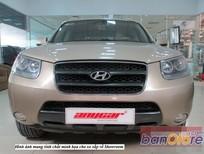 Bán xe Hyundai Santa Fe 2.2AT CRDi sản xuất 2007, màu vàng, nhập khẩu nguyên chiếc, số tự động
