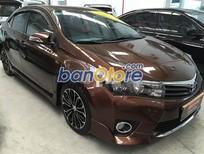 Toyota Corolla Altis 2.0V 2014