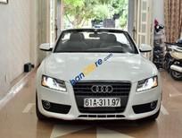 Cần bán Audi A5 A5 2.0AT đời 2009, màu trắng, xe nhập chính chủ