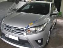 Cần bán lại xe Toyota Yaris G đời 2015, màu bạc số tự động, 670tr