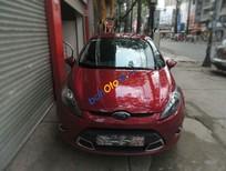 Cần bán Ford Fiesta 1.6AT đời 2011, màu đỏ xe gia đình, 425 triệu