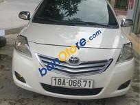 Cần bán lại xe Toyota Vios Limo đời 2009, màu trắng, giá chỉ 315 triệu