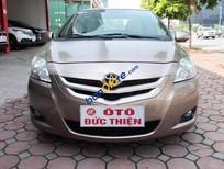 Cần bán gấp Toyota Vios G 1.5AT đời 2009, màu nâu chính chủ, giá tốt