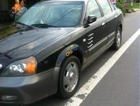 Cần bán lại xe Daewoo Magnus 2.0 đời 2004, màu đen, giá tốt
