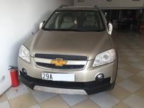 Xe Chevrolet Captiva LTZ 2007, màu vàng, 365 triệu