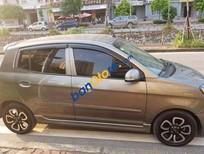 Cần bán Kia Morning AT đời 2010, màu nâu, giá 345tr