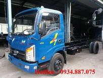 Bán xe tải Veam VT260 1.99 tấn thùng dài 6.2 mét / Veam VT260 2 tấn 1t99 thùng 6 mét