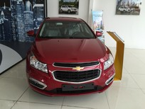 Cần bán Chevrolet Cruze LT đời 2016, màu đỏ, xe nhập