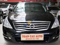 Bán xe Nissan Teana 2.0 AT đời 2009, màu đen, nhập khẩu