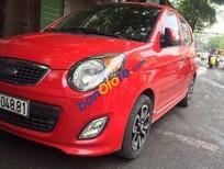 Cần bán Kia Morning AT đời 2010, màu đỏ, giá tốt