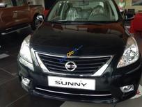 Cần bán Nissan Sunny XV - SE đời 2016, màu đen, 559 triệu
