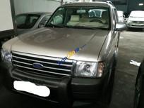Cần bán Ford Everest 4x2 MT đời 2007, màu bạc